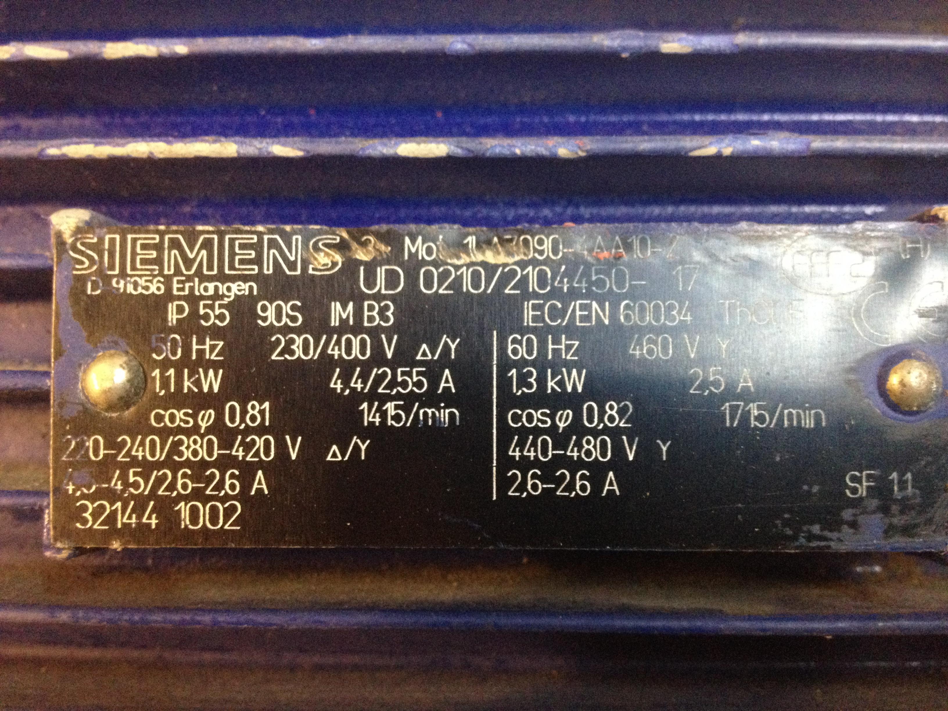 Wie betreibe ich einen 400 V Motor an 230 V - Die ...