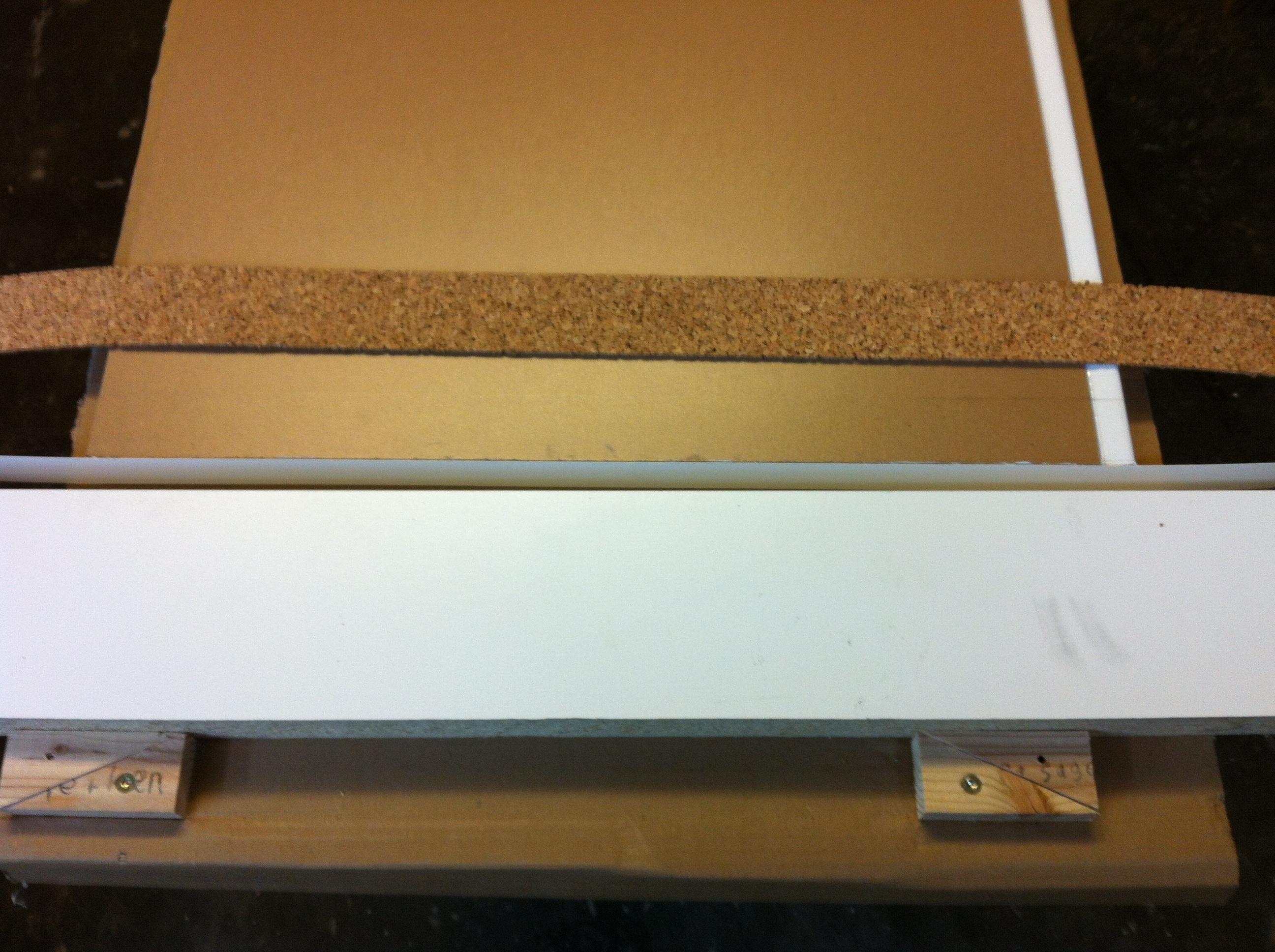 ehebett aus ikea-arbeitsplatten selbst gebaut