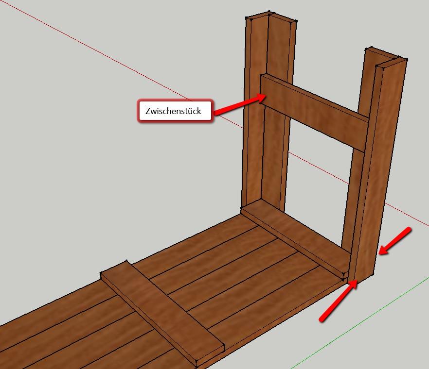 klapptisch selber bauen klapptisch kleine kche with. Black Bedroom Furniture Sets. Home Design Ideas