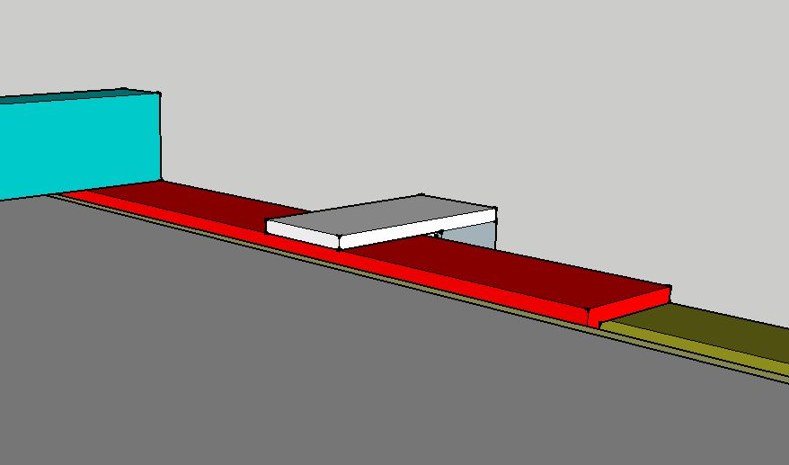umbau tischkreiss ge der anschlag der kellerwerker. Black Bedroom Furniture Sets. Home Design Ideas