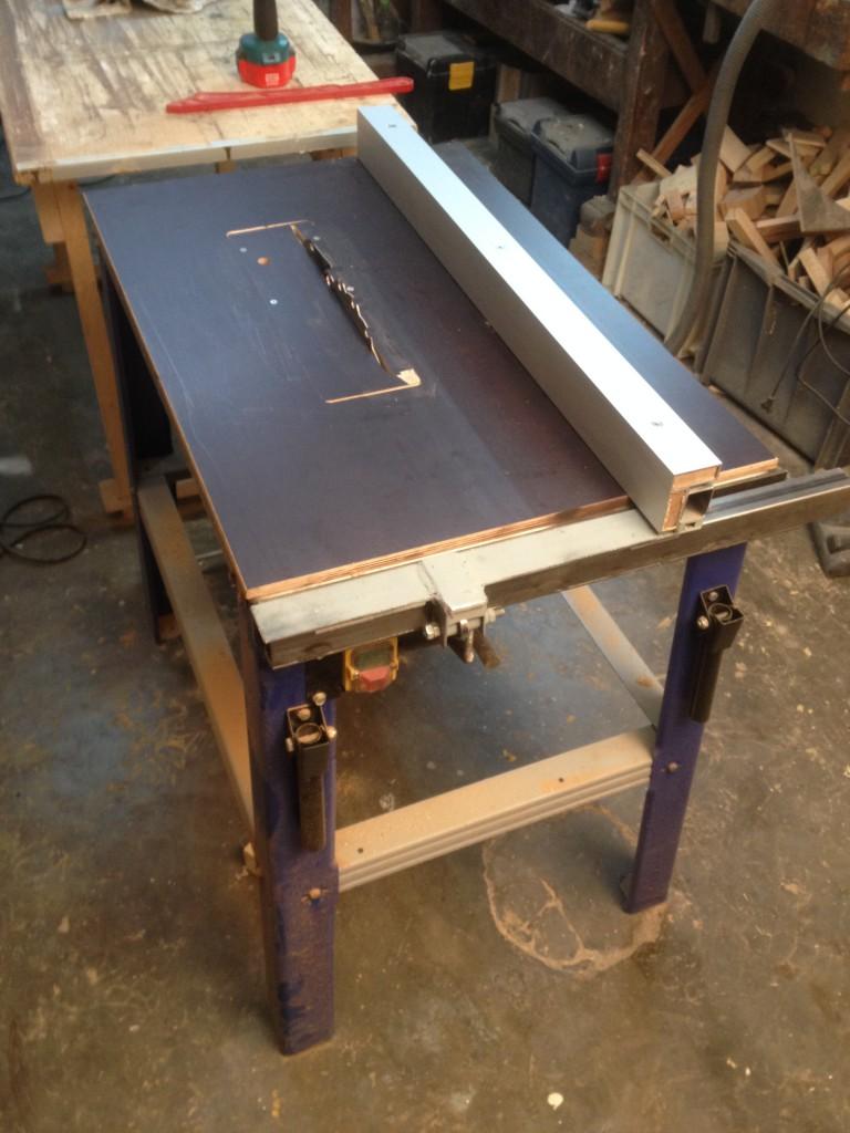 eine neue tischkreiss ge der kellerwerker. Black Bedroom Furniture Sets. Home Design Ideas