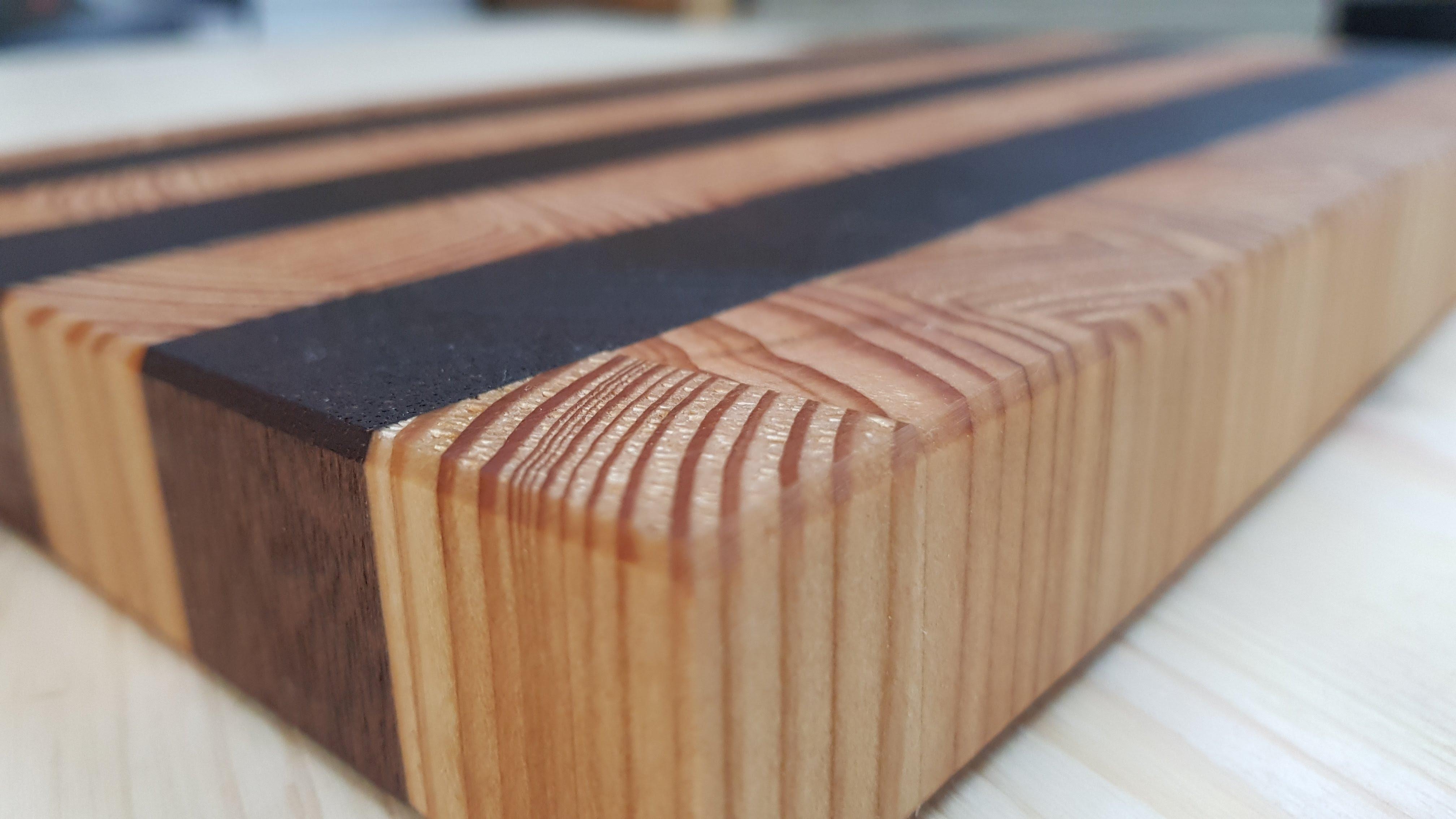 cuttingboard selber bauen der kellerwerker. Black Bedroom Furniture Sets. Home Design Ideas
