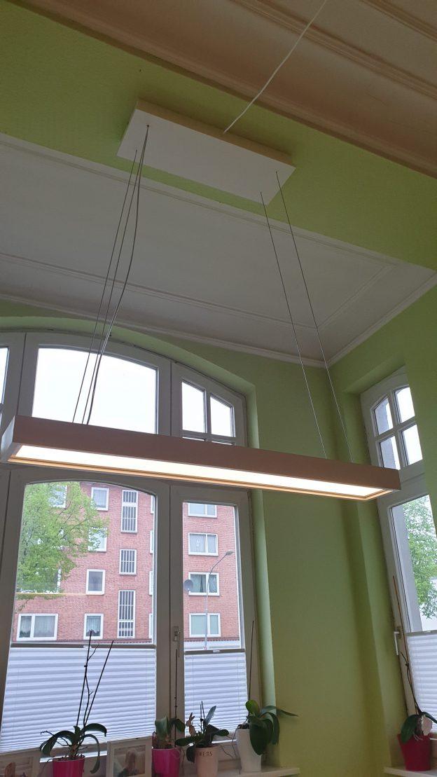 Esszimmerlampe selber bauen - Der Kellerwerker